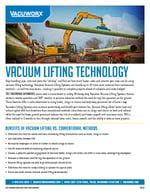 Vacuworx Vacuum Lifting Flyer 3-17