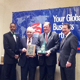 Vacuworx 2014 export award