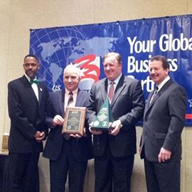Vacuworx 2014 export award