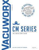 Vacuworx CM Quick Start Cover