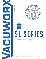 Vacuworx SL Quick Start Cover